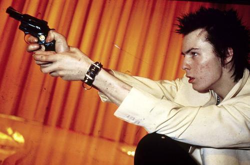 Sid Vicious My Way gun