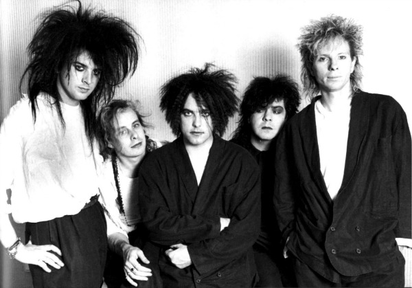 The-Cure 80s