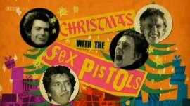 sex pistols Christmas